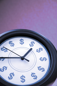 Time is Money Clock sm Controller Services & Accounting Assistance